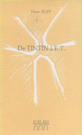 (DOC) Études et essais divers - De Tintin à E.T.