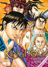 Kingdom -41- Tome 41