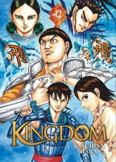 Kingdom -42- Tome 42