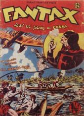 Fantax (1re série) -29- Sous le Signe du Cobra