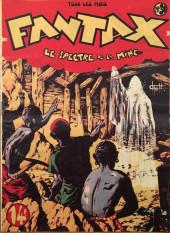 Fantax (1re série) -31- Le Spectre de La Mine