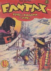 Fantax (1re série) -37- Échec à Banserman et Mitzi