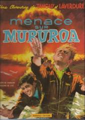 Tanguy et Laverdure -12a1972- Menace sur mururoa