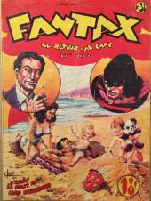 Fantax (1re série) -38- Le Retour D'Al Capy