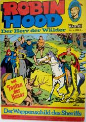 Robin Hood - Der Herr der Wälder -4- Der Wappenschild des Sheriffs