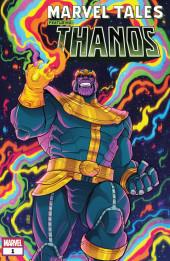 Marvel Tales Featuring (Marvel Comics - 2019) - Thanos #1