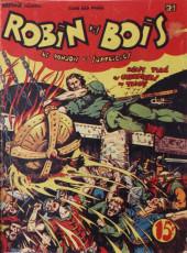 Robin des bois (Pierre Mouchot) -3- Le donjon des suppliciés