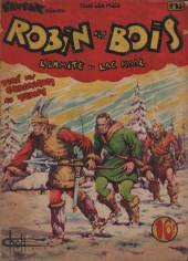 Robin des bois (Pierre Mouchot) -13- L'ermite du lac Kaal