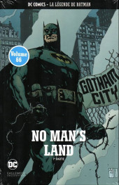 DC Comics - La légende de Batman -66- No man's land - 1ère partie