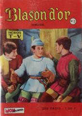 Blason d'or -2- Le chevalier d'Harmental
