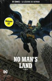 DC Comics - La légende de Batman -67- No man's land - 2ème partie