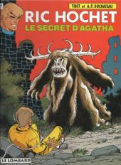 Ric Hochet -48b1993- Le secret d'Agatha