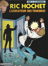Ric Hochet -49b1994- L'exécuteur des ténèbres