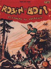 Robin des bois (Pierre Mouchot) -21- La colère du justicier