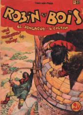 Robin des bois (Pierre Mouchot) -23- Le jongleur à l'éperon