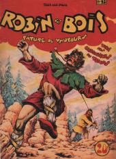 Robin des bois (Pierre Mouchot) -25- Pâture de vautours