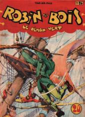 Robin des bois (Pierre Mouchot) -26- Le démon vert