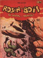 Robin des bois (Pierre Mouchot) -30- Le gouffre des trépassés