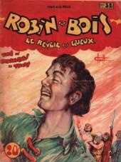 Robin des bois (Pierre Mouchot) -32- Le réveil des gueux