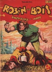 Robin des bois (Pierre Mouchot) -29- Chevauchée de mort