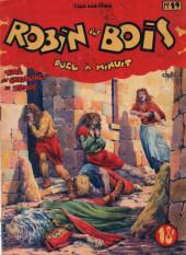 Robin des bois (Pierre Mouchot) -19- Duel à minuit