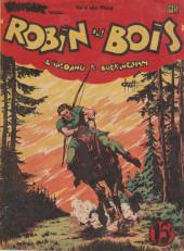 Robin des bois (Pierre Mouchot) -6- L'inconnu de Buckingham