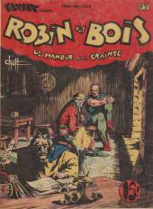 Robin des bois (Pierre Mouchot) -7- Le manoir de la crainte