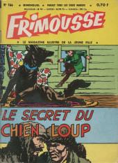 Frimousse -166- Le secret du chien-loup