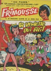 Frimousse -127- La vedette qui fait flash