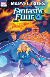 Marvel Tales Featuring (Marvel Comics - 2019) - Fantastic Four # 1