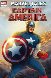Marvel Tales Featuring (Marvel Comics - 2019) - Captain America # 1