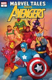 Marvel Tales Featuring (Marvel Comics - 2019) - Avengers # 1