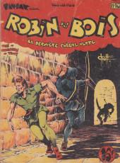 Robin des bois (Pierre Mouchot) -10- La dernière flèche verte