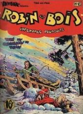 Robin des bois (Pierre Mouchot) -12- Infernale poursuite