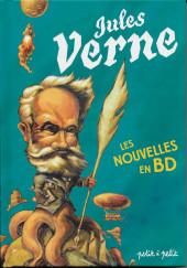 Poèmes en bandes dessinées -a2008- Les nouvelles de Jules Verne en bande dessinée