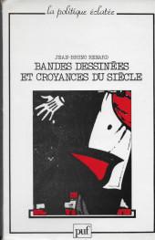 (DOC) Études et essais divers - Bandes dessinées et croyances du siècle : essai sur la religion et le fantastique dans la bande dessinée franco-belge