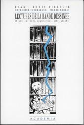 (DOC) Études et essais divers - Lectures de la Bande dessinée : théorie, méthode, applications, biliographie