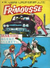 Frimousse -183- Martine, agent secret