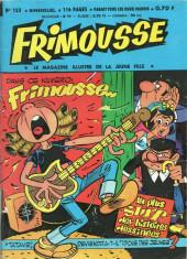 Frimousse -153- L'amnésique