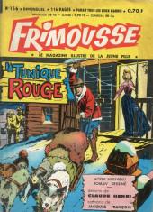 Frimousse -156- La tunique rouge
