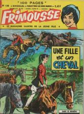 Frimousse -130- Une fille et un cheval