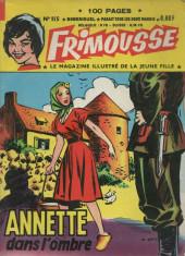 Frimousse -115- Annette dans l'ombre