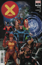 X-Men Vol.5 (Marvel comics - 2019) -1- Pax Krakoa