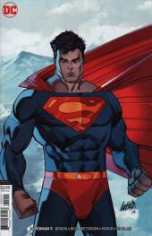 Superman Vol.5 (DC Comics - 2018) -9- the Unity Saga : The House of El - Part 3