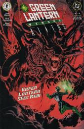 Green Lantern versus Aliens -4- Issue #4
