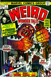Weird Wonder Tales (Marvel Comics - 1973) -1- The Thing That Devoured a Planet!