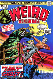 Weird Wonder Tales (Marvel Comics - 1973) -6- The Man Who Owned a Ghost?
