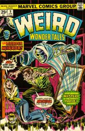 Weird Wonder Tales (Marvel Comics - 1973) -9- The Murder Mirror!