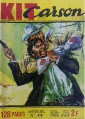 Kit Carson -410- Le despote