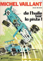 Michel Vaillant -18d1977'- De l'huile sur la piste !